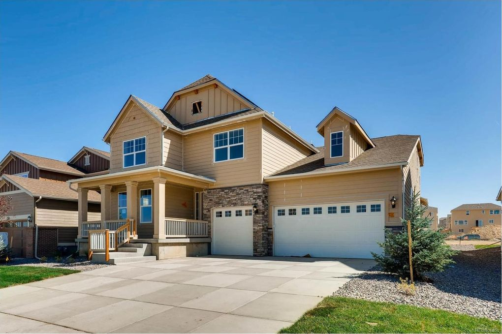 913 Carbonate Ln, Erie, CO 80516