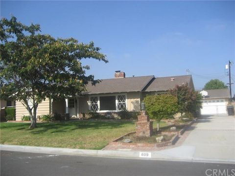 809 S Glenn Alan Ave, West Covina, CA 91791