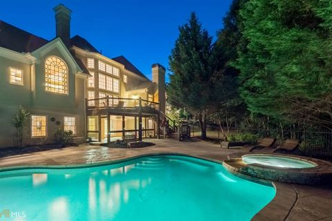 Alpharetta Ga Houses For Sale With Swimming Pool