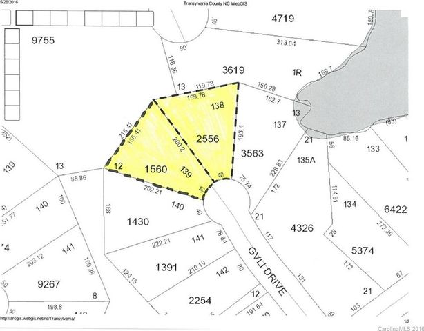 Gvli Lot U12 Dr Lots 138 139 Brevard Nc 28712 Land For Sale