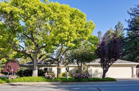 1599 Vineyard Dr, Los Altos, CA 94024