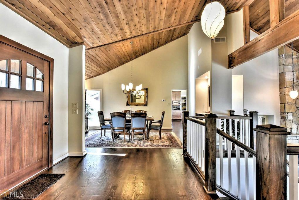 Homes For Sale In Huntcliff Sandy Springs Ga