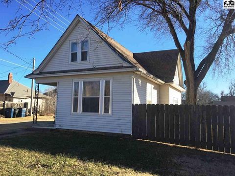 406 W 4th Ave, Saint John, KS 67576