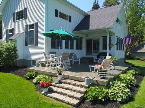 3867 Luther Rd, Silver Springs, NY 14550