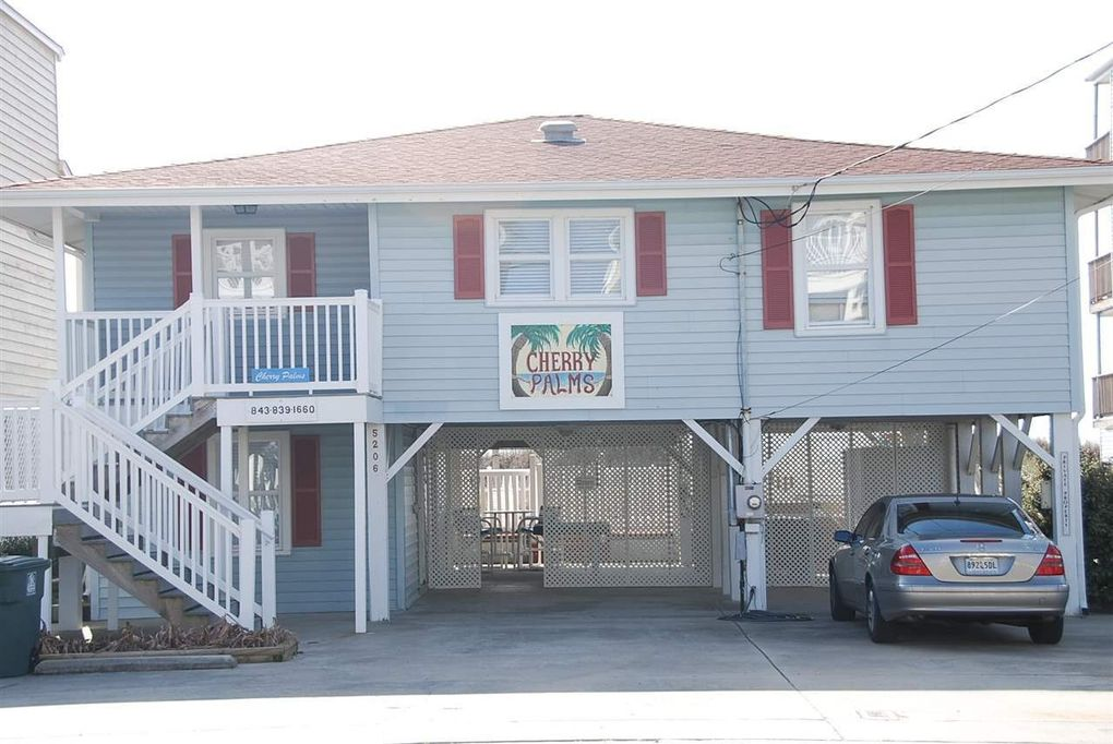 5206 N Ocean Blvd Grove Bch Unit Cherry North Myrtle Beach Sc 29582