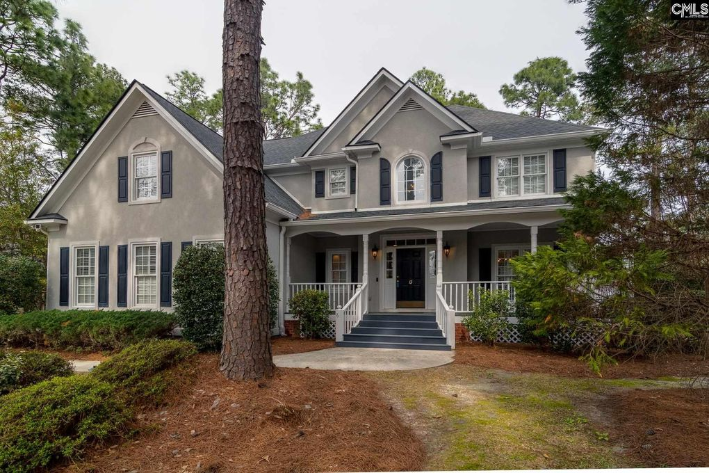 Miraculous 6 Tuckahoe Ct Columbia Sc 29209 Home Interior And Landscaping Palasignezvosmurscom