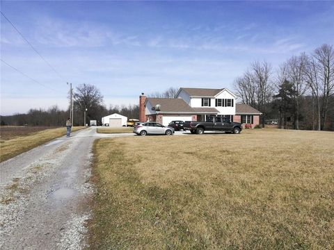 10890 W State Road 142, Quincy, IN 47456