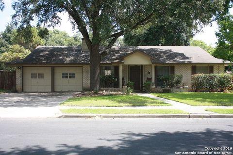 4807 Sierra Madre Dr, San Antonio, TX 78233