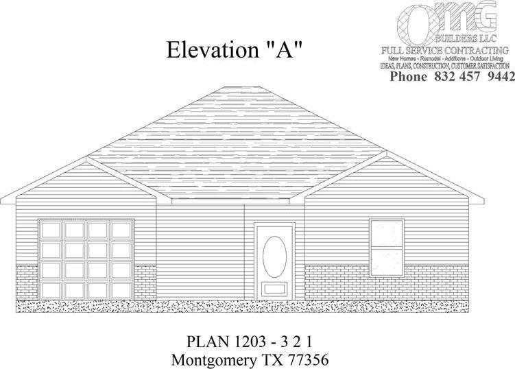15724 Cottonwood Dr, Montgomery, TX 77356