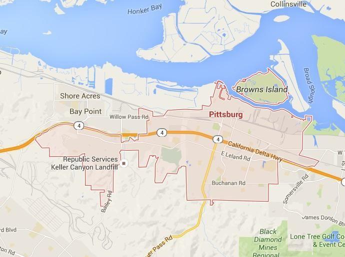 Highway 41 California Map.41 Hanlon Pl Pittsburg Ca 94565 Realtor Com
