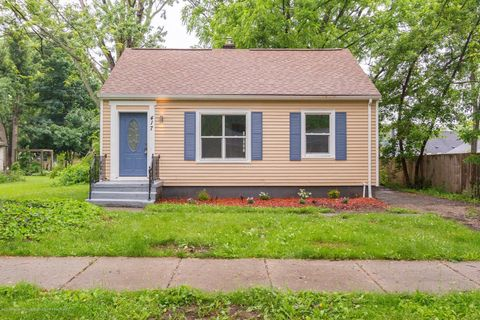 Photo of 417 Richard Ave, Lansing, MI 48917