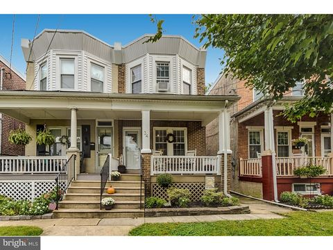 34 Lincoln Ave, Collingswood, NJ 08108