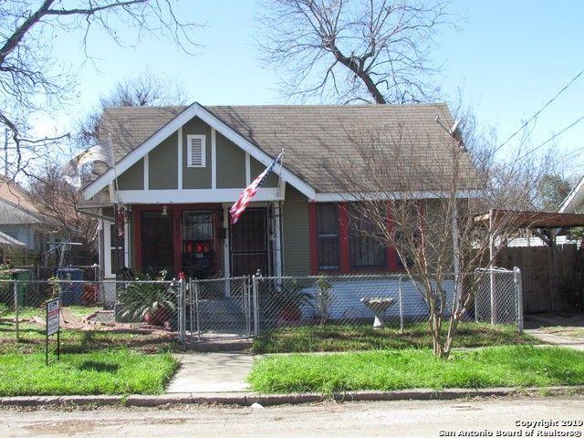 307 Muncey, San Antonio, TX 78202