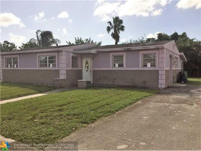2470 Nw 181st Ter Miami Gardens Fl 33056 Home For Sale
