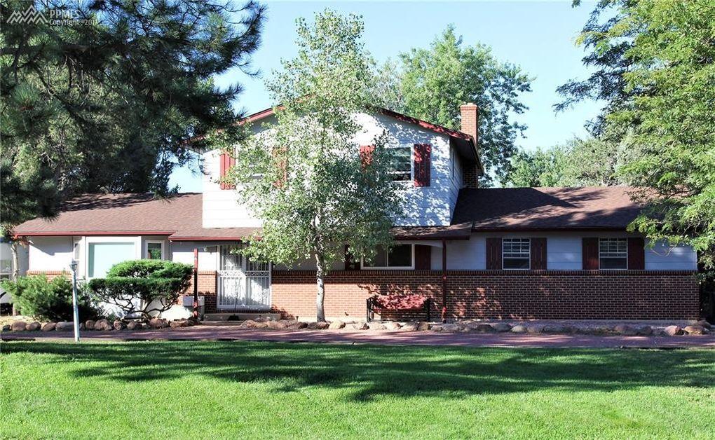 1329 Baron Rd, Colorado Springs, CO 80918