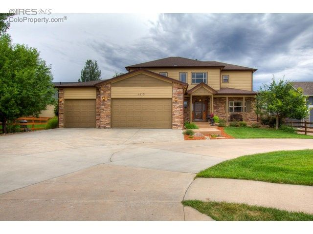 4415 georgetown dr loveland co 80538 home for sale