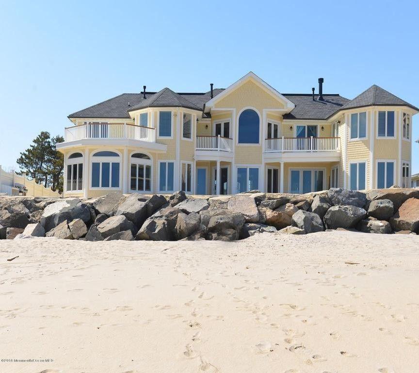 Ocean Ave Monmouth Beach Nj