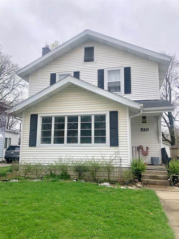520 Lillian Ave, Fort Wayne, IN 46808