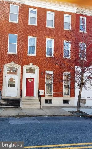 Photo of 1131 N Gilmor St, Baltimore, MD 21217
