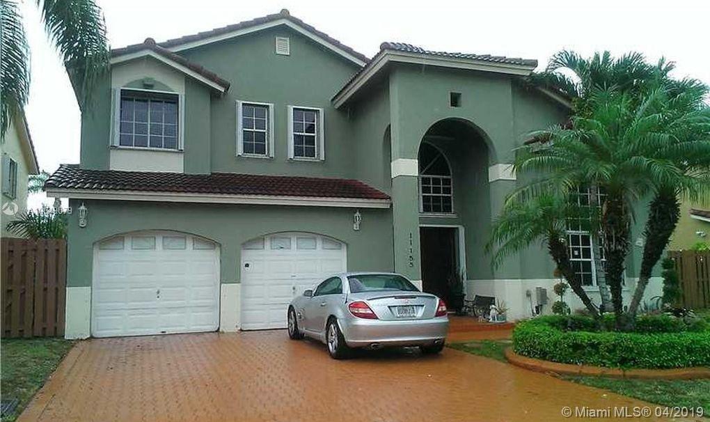 11155 Sw 160th Ct, Miami, FL 33196