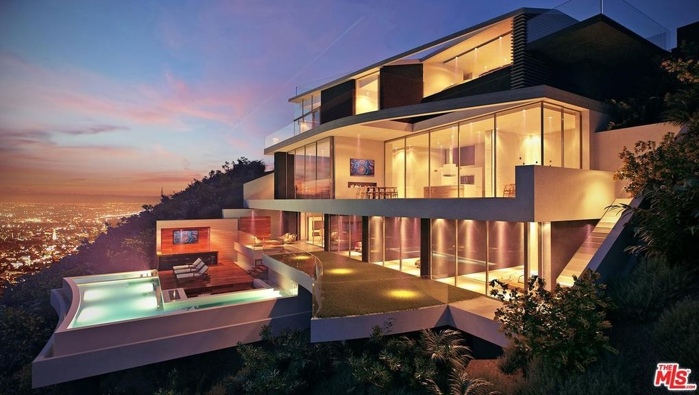 Blue Jay Way House Design Decoration