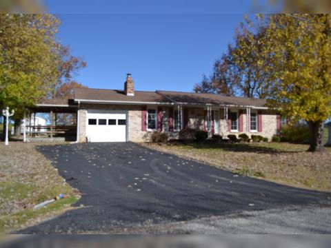 1345 Hickory Hills Dr Willow Springs Mo 65793 House For