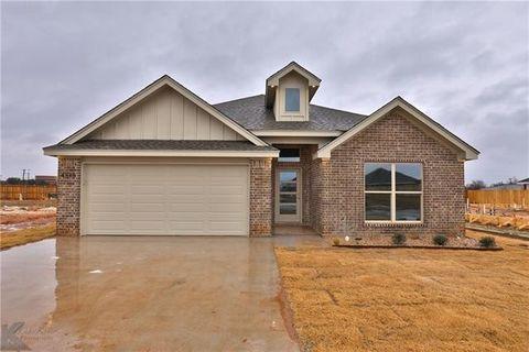 4518 Ebbets Dr, Abilene, TX 79606
