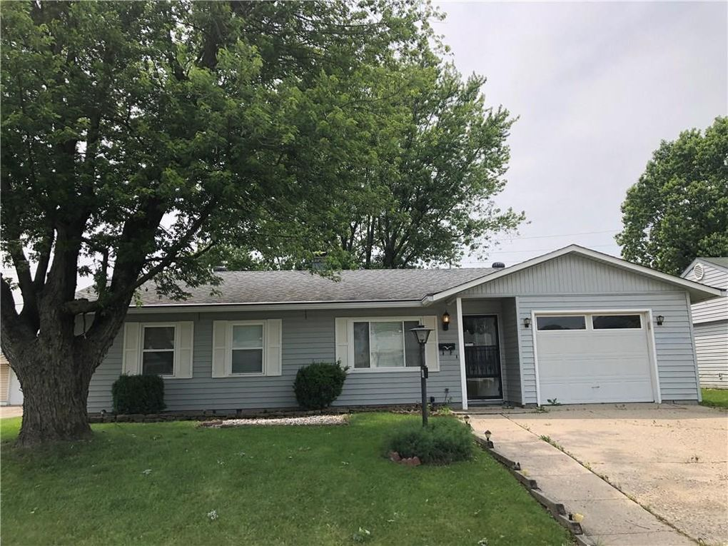 2914 N Routiers Ave Indianapolis, IN 46219