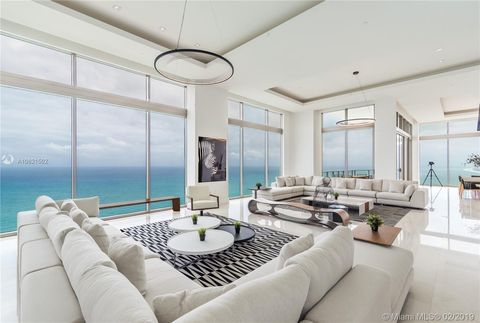Photo Of 17749 Collins Ave Ph 43 Sunny Isles Beach Fl 33160