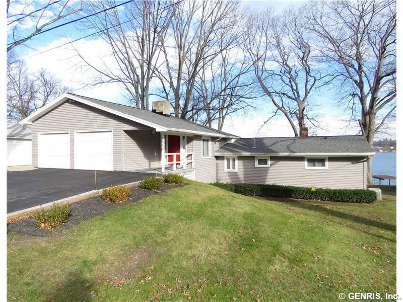 6550 ann lee dr north rose ny 14516 for Rose real estate nyc