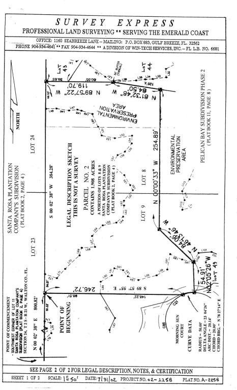 1 9 Acre E Mack Bayou Dr, Santa Rosa Beach, FL 32459