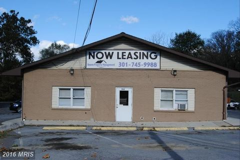 163 Conococheague St N Unit 13, Williamsport, MD 21795