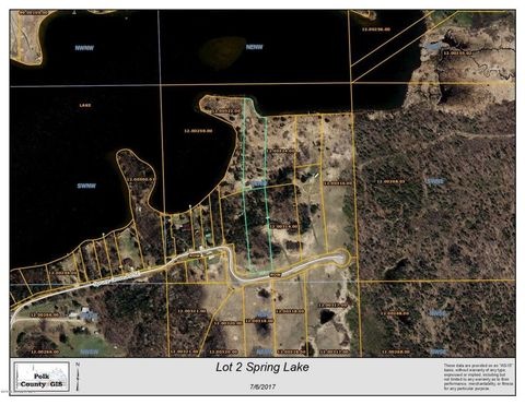 Spruce Grove Rd Lot 2, Lengby, MN 56651