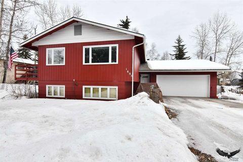 Photo of 1605 Madison Dr, Fairbanks, AK 99709