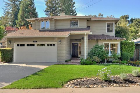 14093 Loma Rio Dr, Saratoga, CA 95070