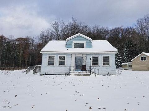 91 Lakeshore Dr, Lakeville, PA 18438