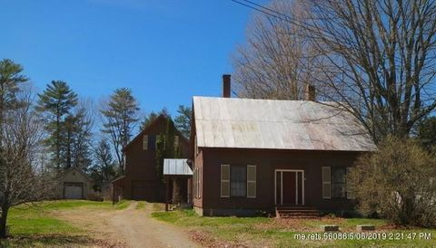 56 N Main St, Strong, ME 04983