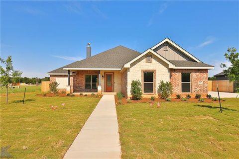 2417 Savanah Oaks Bnd, Abilene, TX 79602