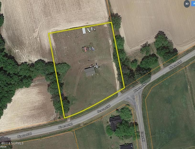 Princeton Nc Map.692 Pinecrest Rd Princeton Nc 27569 Realtor Com