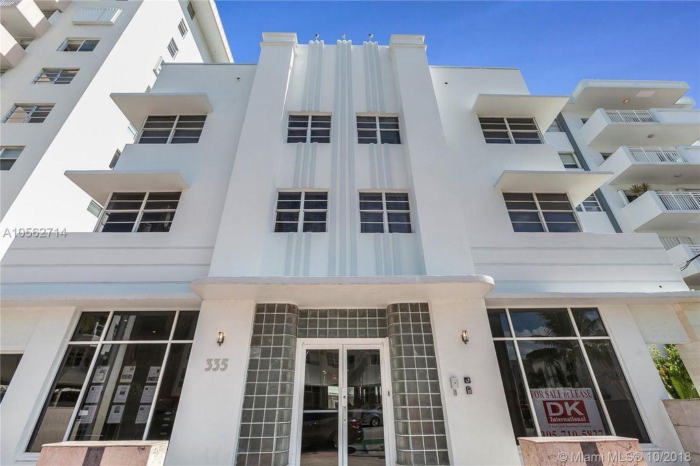 335 Ocean Dr Apt 123, Miami Beach, FL 33139