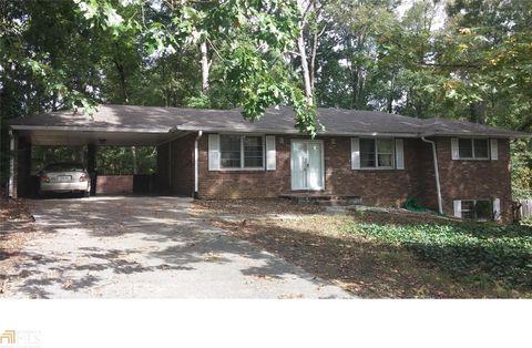 1440 Cherokee Trl, Conley, GA 30288