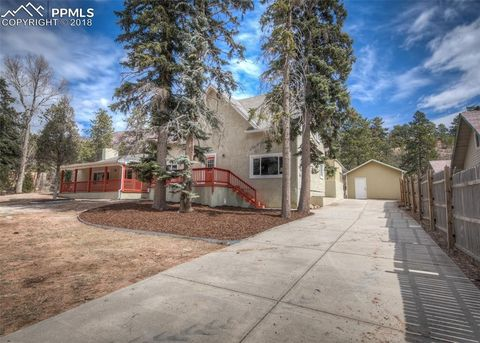 Photo of 8040 W Highway 24 Hwy, Cascade, CO 80809