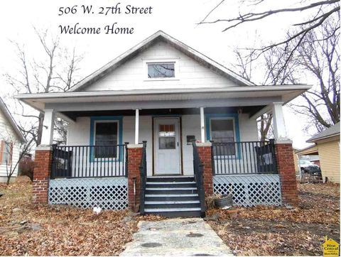 506 W 27th St, Higginsville, MO 64037