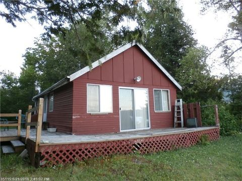 601 Little Madawaska Lake Rd, Westmanland, ME 04783