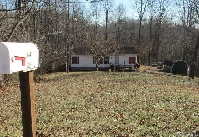 448 County Road 105, Kitts Hill, OH 45645
