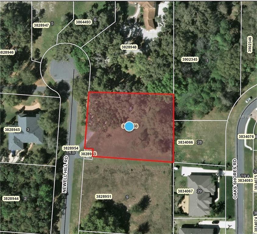 Map Of Leesburg Florida.708 Newell Hill Rd Leesburg Fl 34748 Realtor Com