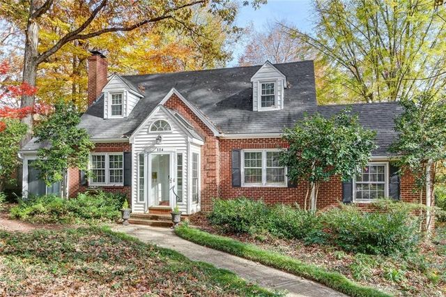 Homes For Sale In Starmount Forest Greensboro Nc