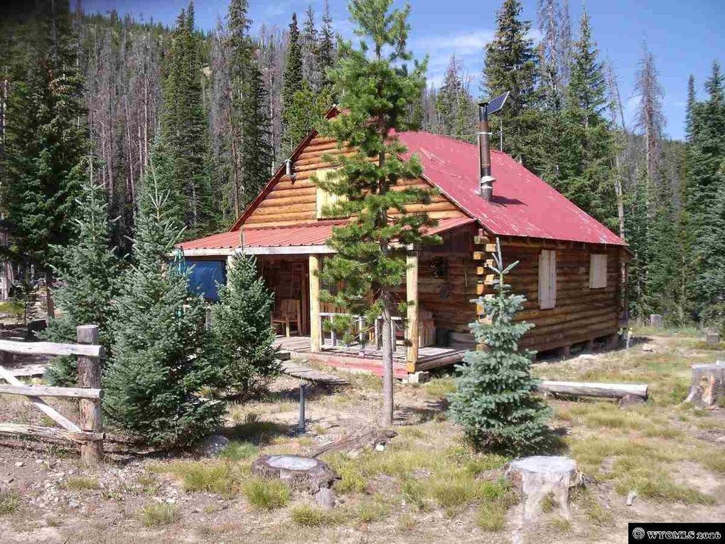 2 Rock Slide Ln Elk Mountain Wy 82324