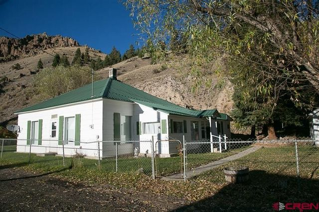100 cliff st creede co 81130 home for sale real