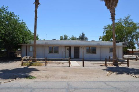 28709 W Bakersfield, Wellton, AZ 85356